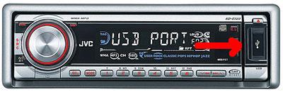 JVC USB Stereo