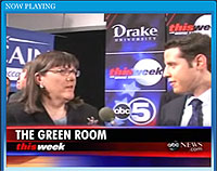 ABC News Green Room