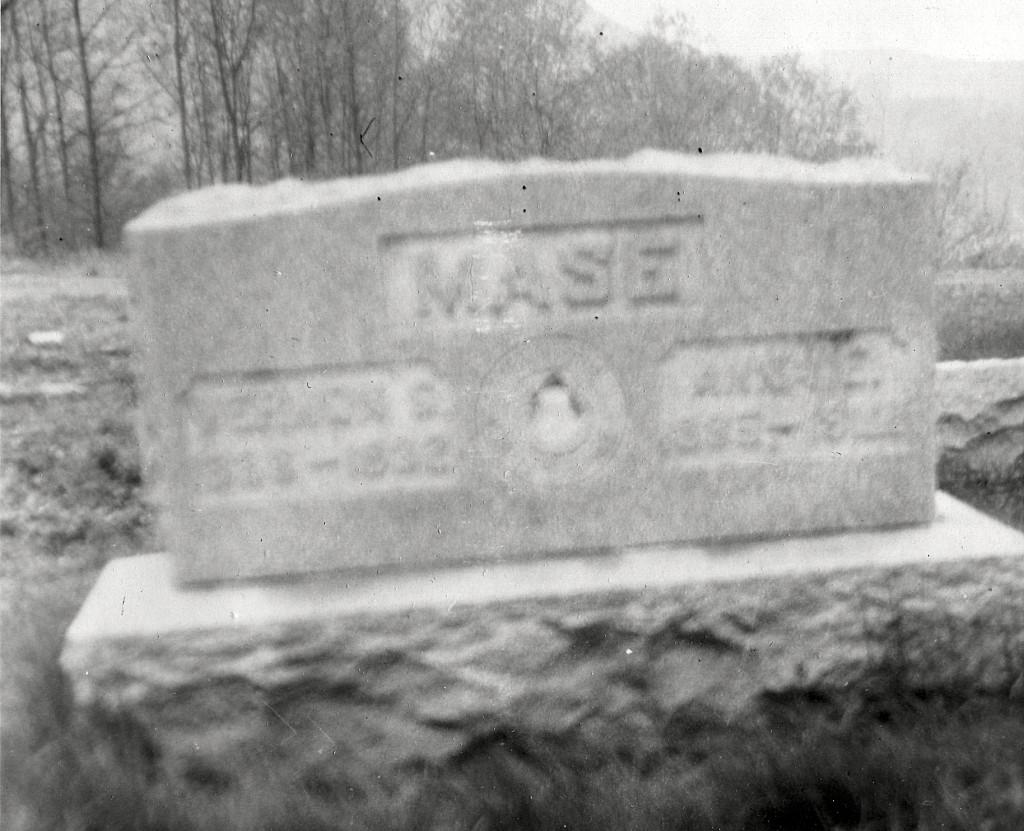 MASE gravestone