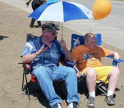 umbrella-balloon