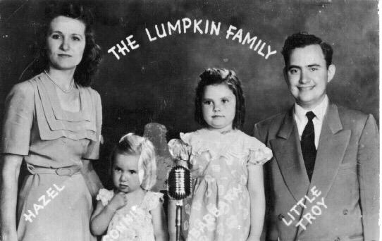 The Lumpkin Family