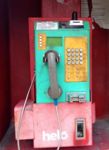 Penang Pay Phone