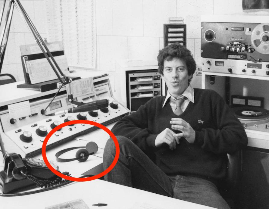Steve Mays KBOA control room