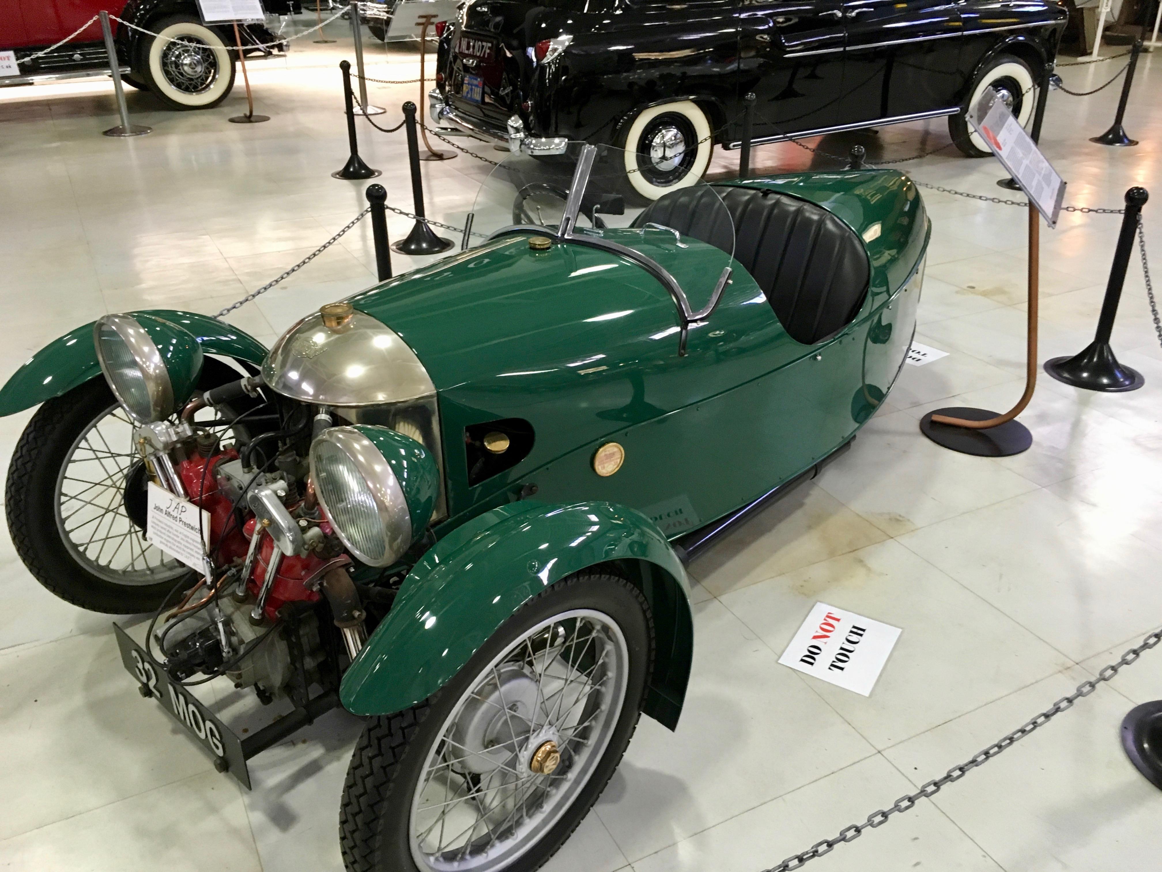 San Diego Automotive Museum: San Diego Automotive Museum -7